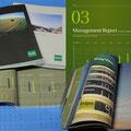 Geschäftsberichte, Layout, Satz, Grafiken, Fotos, BayWa