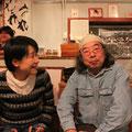 アーティストWAKKUN(涌嶋克己さん)も、石井さんの作品について語ります。春にはWAKKUNの個展も神戸で催されます。