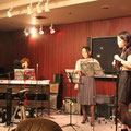 出演は、cheeck-tack(現役教員ユニット)とchika(ちーこーと ボーカリスト)オープニングは3名で。