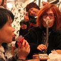 石井誠さんから個展について、その経緯や想いを伺いました。