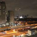 国立大阪医療センターからは大阪城、NHKホールなどが望めます。