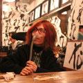 これから石井誠さんを囲んでオープニングパーティーが開催されようとしています。