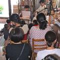 想像力は頭の中に絵を描くこと。神田松五郎をこれから実演します。