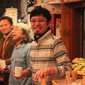 主催者のMichaelさんこと、吉田宏史さんより開会のごあいさつ。