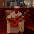 Peter Maier, ein Meister an der Gitarre