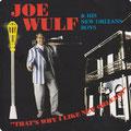Joe Wulf  That's why I like New Orleans