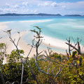 Hill Inlet - Whitehaven Beach - Lookout