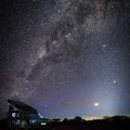 Raymore Road - Nachthimmel über unserem Camp