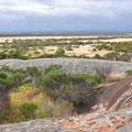 Pildappa Rock - Aussicht von oben