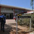 Flughafen Alice Springs