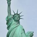 Auf Liberty Island: Die Freiheitsstatue