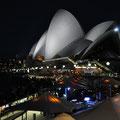 Circular Quay und Opera