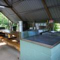Lync Haven Rainforest Retreat, Daintree National Park - das Camp-Kitchen