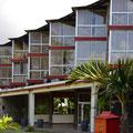 Hotel 'Beau Vallon' - die grässlichen Zimmer!