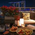Lantern Bar - Aussicht von unserem Tisch