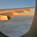 Flug nach Dubai