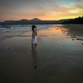 4 Mile Beach - Sonnenuntergang