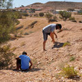 Opal Noodling in Coober Pedy