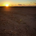 Duck Creek - Sonnenuntergang