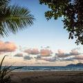 Mission Beach gegen Abend