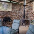Rubyvale Gemseeker Caravan Park - Camp Kitchen