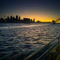 Sydney Ferry - Sunset