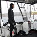 Shark-Cage-Diving-Tour - Es geht los!