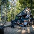 Eungella NPational Park - Fern Flat Campground