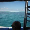 Schnorchel-Tour - das Mackay Reef mit seiner Sandinsel