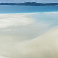 Hill Inlet, Whitsunday Island - Aussicht vom Lookout
