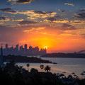The Gap Park - Sunset