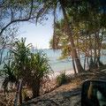 Captain Cook Highway - von Port Douglas zum Flughafen nach Cairns :-(