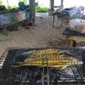 Big Sister Island - Zubereitung Mittagessen