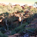 Kings Canyon Rim Walk - Garden Eden