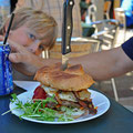 Carnarvon - Riesen-Burger