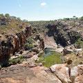 Bell Creek - Blick nach unten