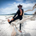 Hill Inlet - Whitehaven Beach - Duck Face...