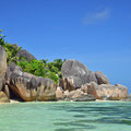Baccardi-Strand 'Anse Source d'Argent'