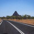 Auf dem Weg zum Eungella National Park