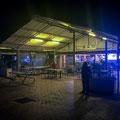 Lightning Ridge - Miner's Bar am Abend
