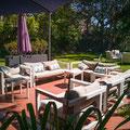 Glenferrie Lodge, Sydney - der Garten