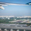 Landung in Singapur