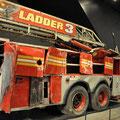 9/11 Museum - Feuerwehrauto