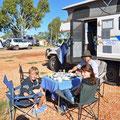 Exmouth - Campingplatz