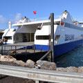Cape Jervis - Fähre nach Kangaroo Island