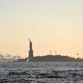 Battery-Park - Promenade mit Aussicht...