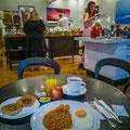 Glenferrie Lodge, Sydney - Frühstück