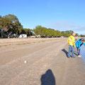 Streaky Bay - Bucht beim Caravan Park