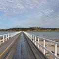 Victor Harbour - Brücke nach Granite Island