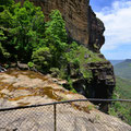 Blue Mountains NP - Katoomba Falls